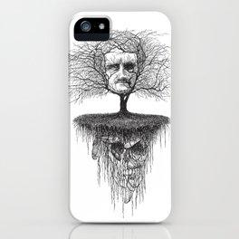 Edgar Allan Poe, Poe Tree iPhone Case