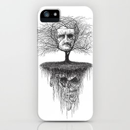 Edgar Allan Poe, Poe Tree iPhone Case
