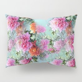 Smell the Roses Pillow Sham