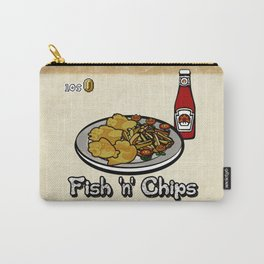 Fish 'n' Chips Carry-All Pouch