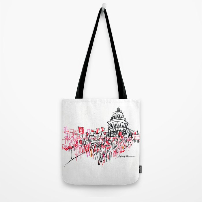 March! Tote Bag