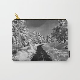 Black Camino Carry-All Pouch