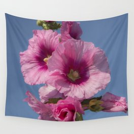 Purple Bells Wall Tapestry