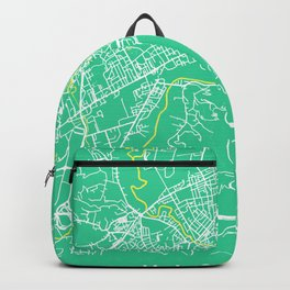 VICENZA Map - Italia | Green | More Colors, Review My Collections Backpack
