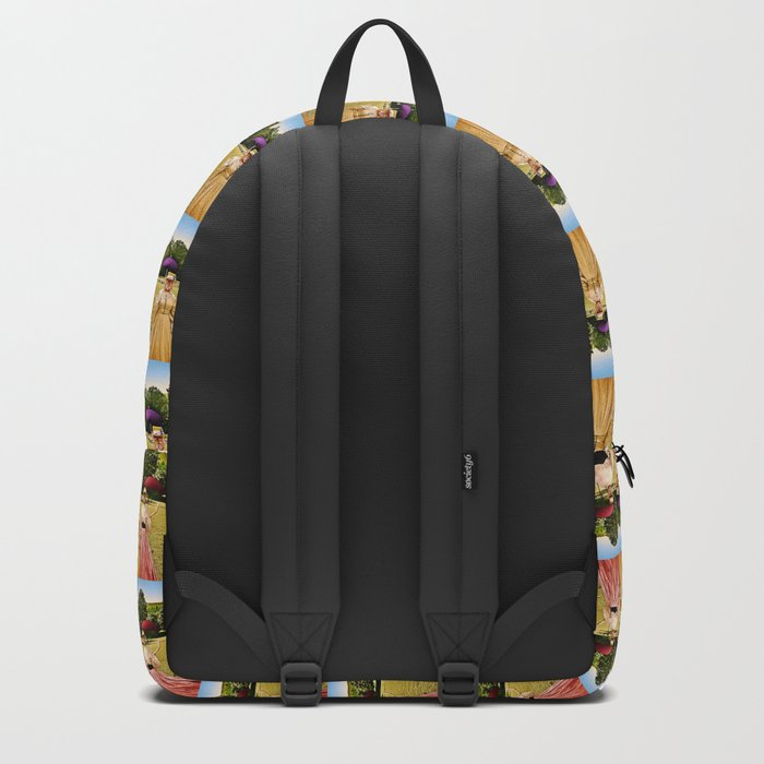 Two Pretty Kitties: Out for a Stroll Backpack