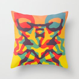The Babysitter Throw Pillow