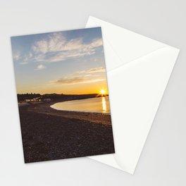 July sunrise. Stationery Cards