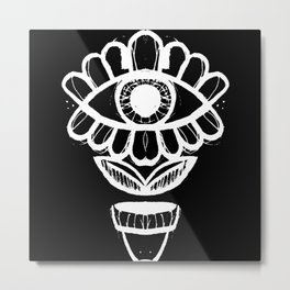 reversed flo Metal Print
