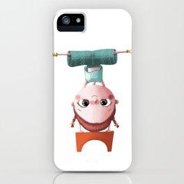 T de Tina iPhone Case