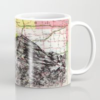 colorado Mugs featuring Colorado by Ursula Rodgers