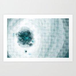 A dream - abstract digital art Art Print