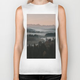 Good Morning! - Landscape and Nature Photography Biker Tank