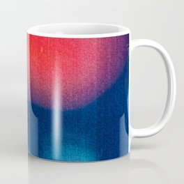 BLUR / burning ice Coffee Mug
