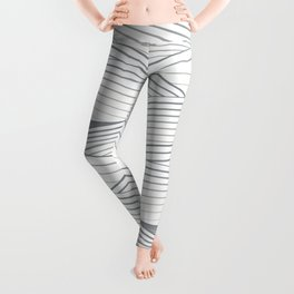 Smooth Japanese Wave Leggings