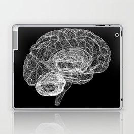 DELAUNAY BRAIN b/w Laptop & iPad Skin