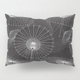 Japanese Umbrella pattern #8 Pillow Sham