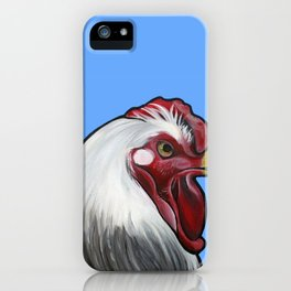 Buddy the rooster iPhone Case