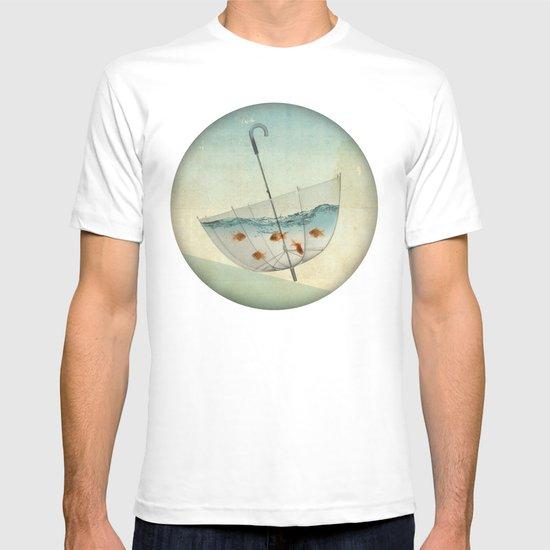 precarious position T-shirt