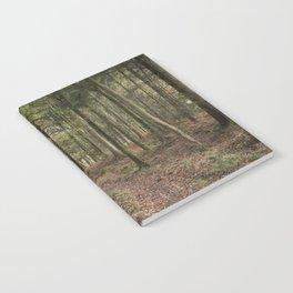 Oakenhill Woods Notebook