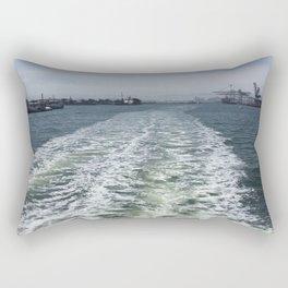 Time to explore Rectangular Pillow