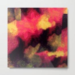Cubism sky Metal Print