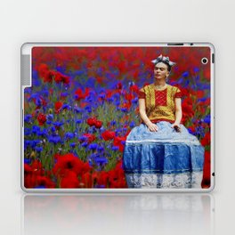 FRIDA dreaming away Laptop & iPad Skin