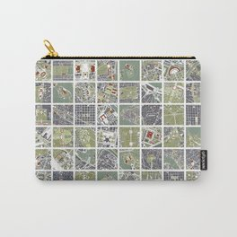 20 cities 20 Carry-All Pouch