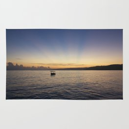 Jamaican Sunrise Rug