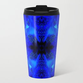 Flowerium geometry IV Travel Mug