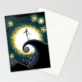 Jack & the Moon Stationery Cards