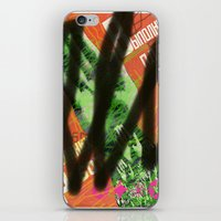 soviet iPhone & iPod Skins featuring SOVIET UNION by Sum Yung Gy