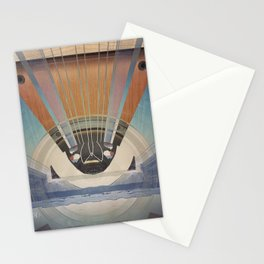 Summer Groove Stationery Cards