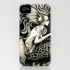 fish story Slim Case iPhone (4, 4s)