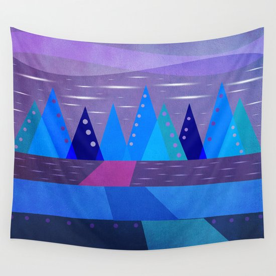 Textures/Abstract 129 Wall Tapestry