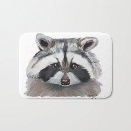 Rhubarb the Raccoon Bath Mat