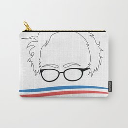 Bernie Sanders Head Hindsight Is 2020 Carry-All Pouch