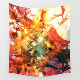Celestial Mission  Wall Tapestry