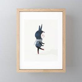 Danse de Lune Framed Mini Art Print