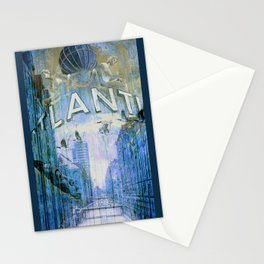 Goodbye Perl - Original revisited Stationery Cards