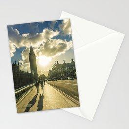 Big Shadows Ben Stationery Cards