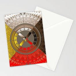 The Four Direction Stationery Cards