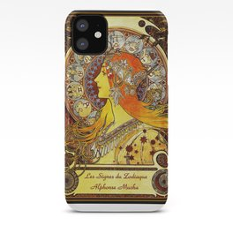 The Signs of the Zodiac iPhone Case