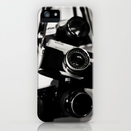 more camera lovin' iPhone Case