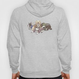 The Story of Tonight / Raise a Glass - Broadway Musical Hoody