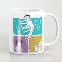 moriarty Mugs featuring Catch Moriarty! by sadyna