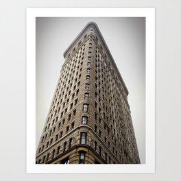 Flatiron Building (NY) Art Print