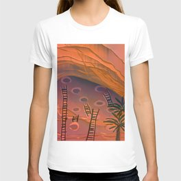 Ancestral Memories, Caves T-shirt