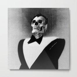 Klaus Boney Metal Print