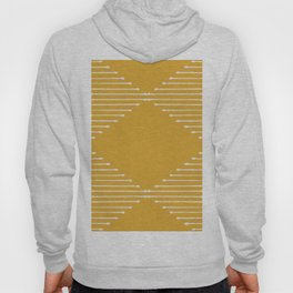 Geo / Yellow Hoody