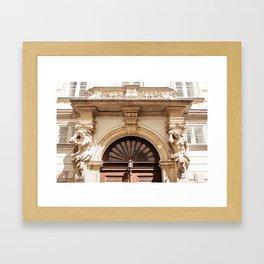 Innere Stadt - Vienna, Austria - #9 Framed Art Print